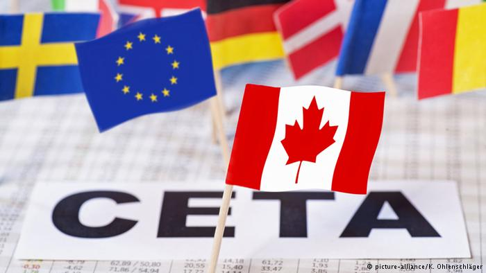 Etuc Assessment On The Eu Canada Comprehensive Economic And Trade