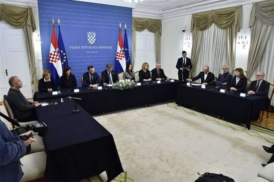 Croatian negotiations