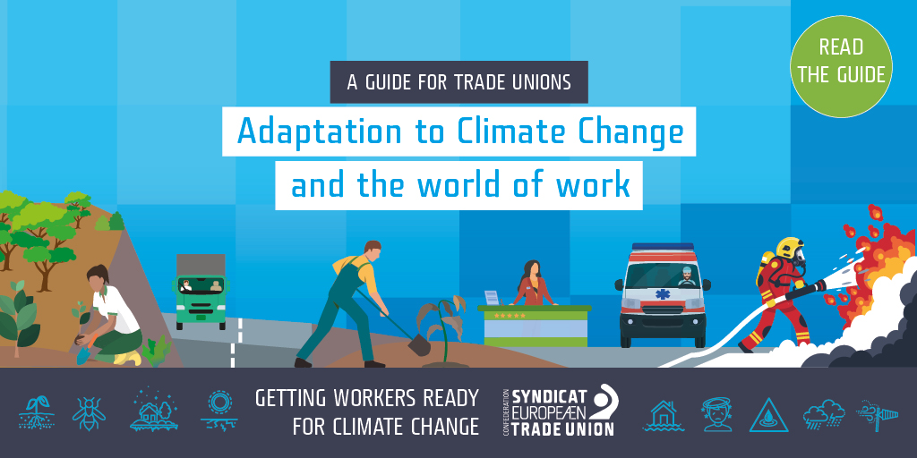 Adaptation to Climate Change and the world of work