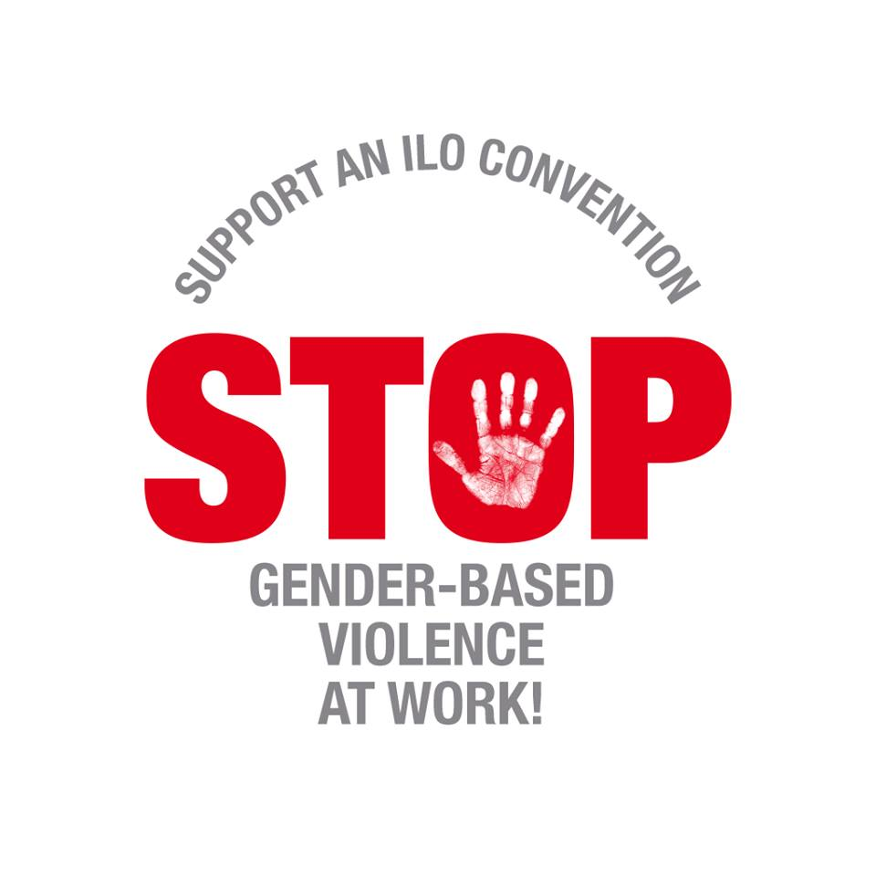ILO Convention against violence & harassment at work