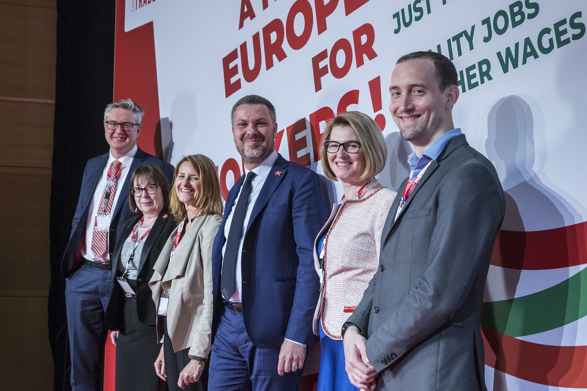 ETUC leders assess European Commission work programme 2021