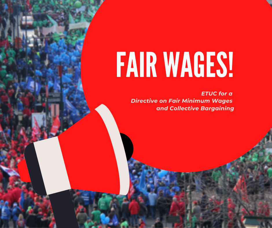 Fair wages directive