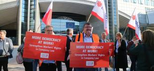 More workers' democracy