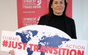 ETUC for climate action and a just transition