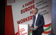 Luca Visentini 'Fairer Europe for workers'