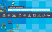 Adaptation to Climate Change and the world of work - A Guide for Trade Unions (EN)